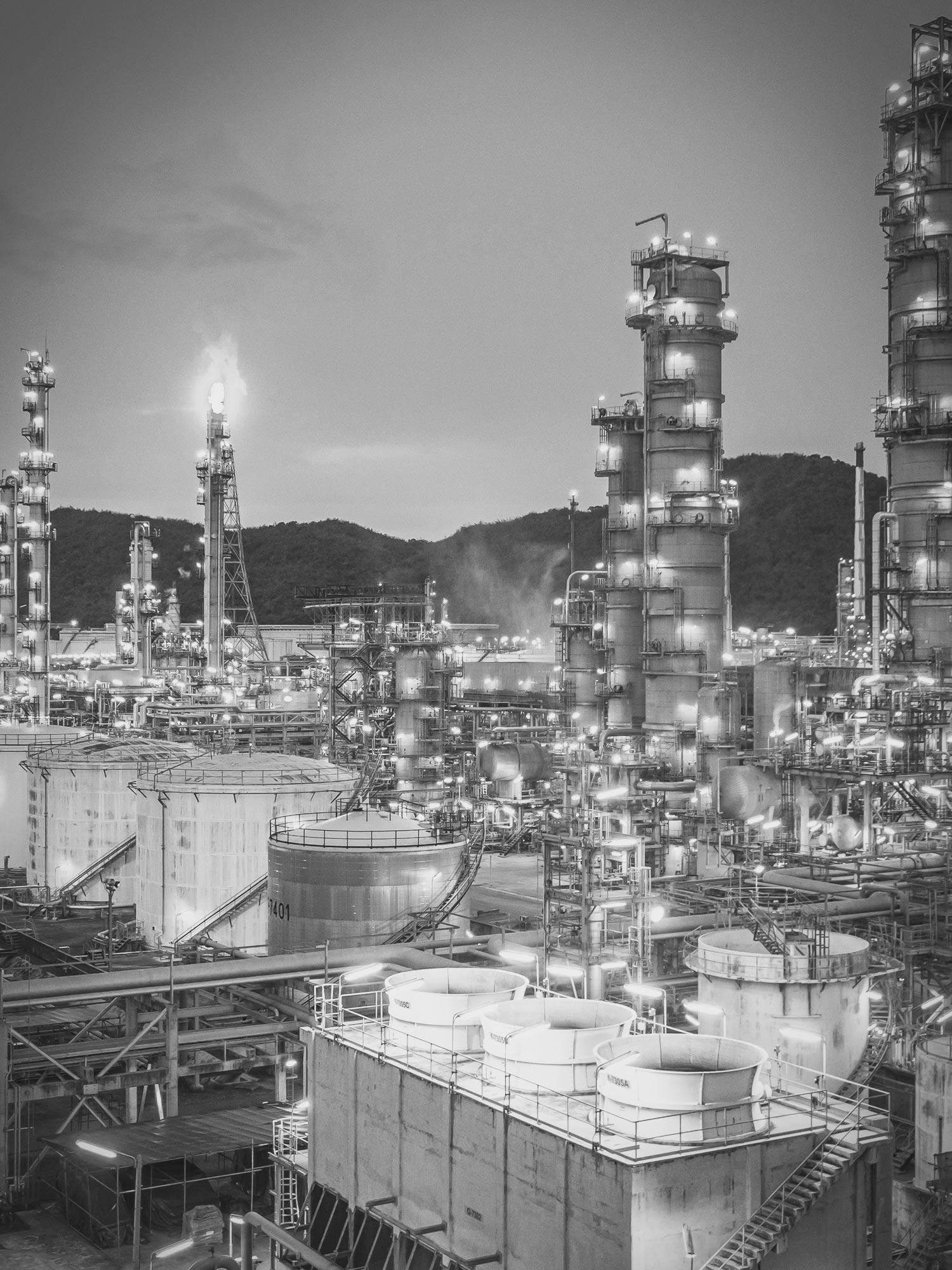 Soluciones para refinerías
