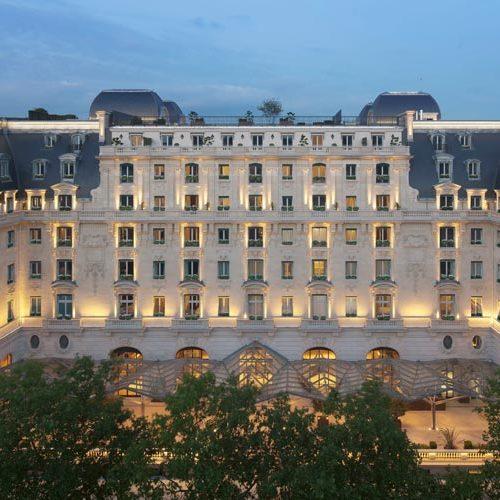 Hotel The Peninsula de París