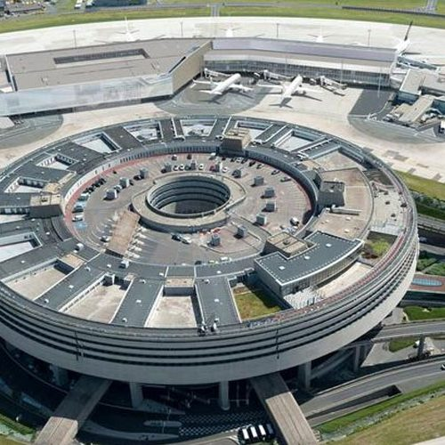 Aeropuerto Roissy Charles de Gaulle