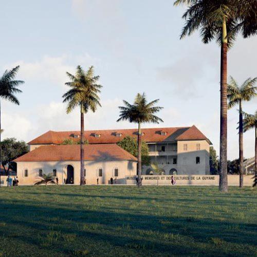 Museo de las Culturas y de la Memoria de la Guayana Francesa