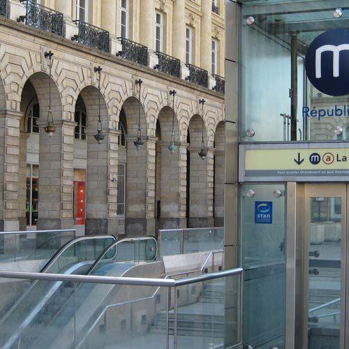 Metro de Rennes