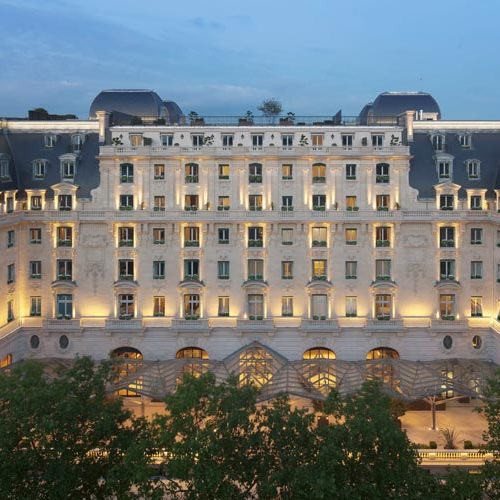Hotel The Peninsula de París